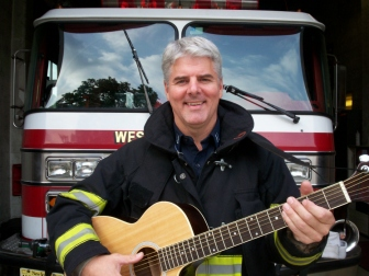 find out more about fire fighter pete's performances